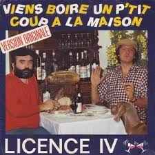 le groupe Licence IV