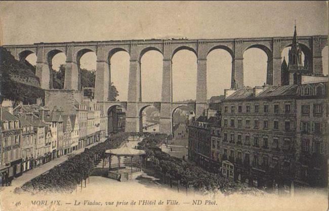 Le pont de Morlaix